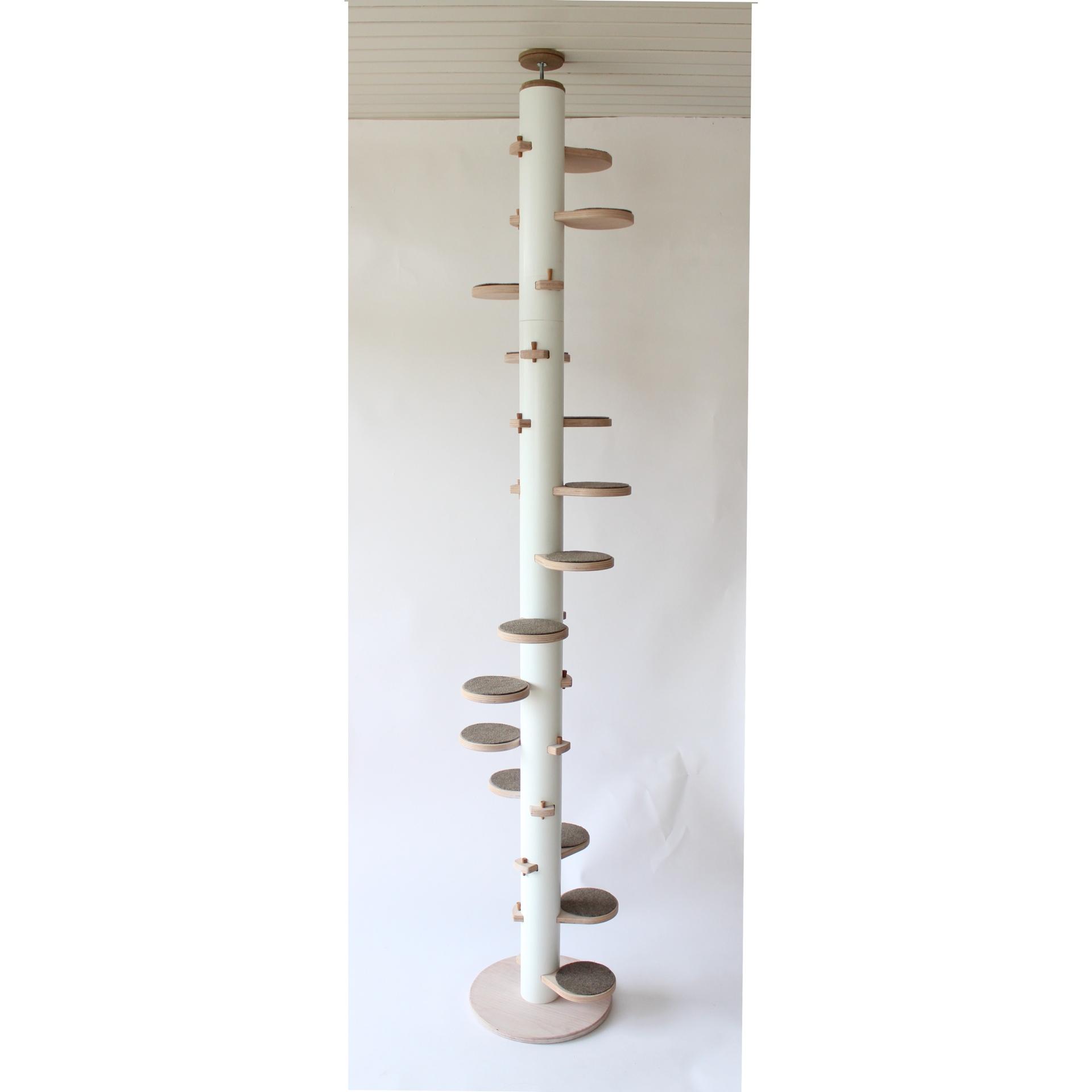 katzenbaum deckenhoch von cattrip home im shop. Black Bedroom Furniture Sets. Home Design Ideas