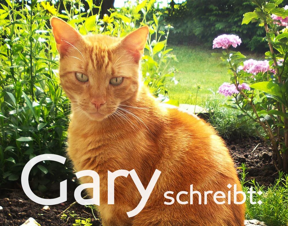Gary-schreibt